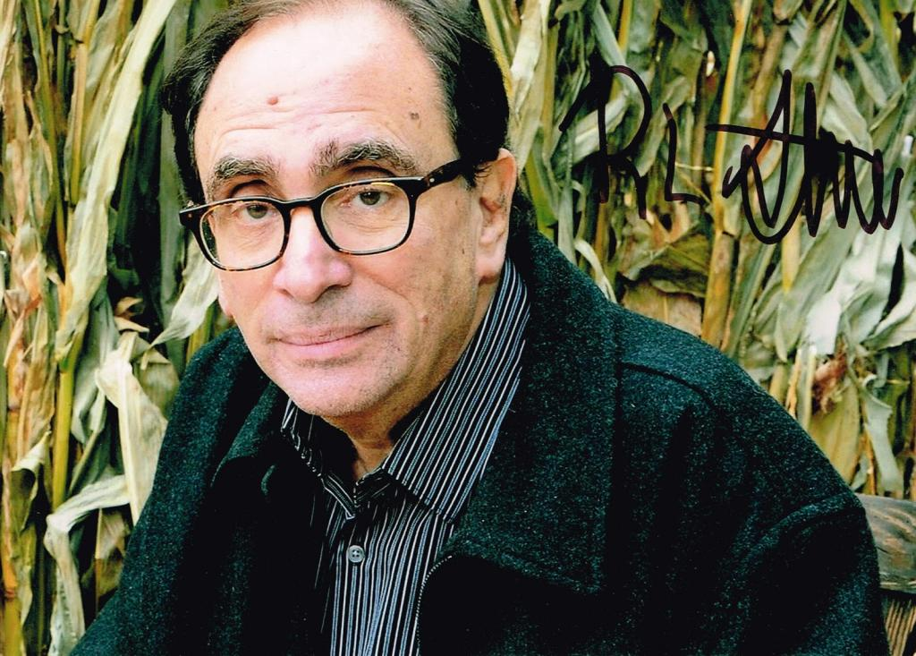 r l stine bibliography Rl stine net worth: rl stine is an american author and producer who has a net worth of $200 million born in 1943 in.